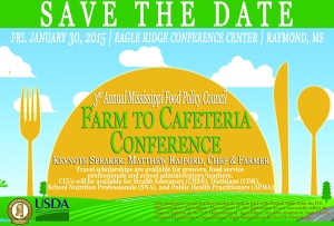 Join us for the next Farm to Cafeteria Conference!